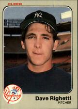 1983 Fleer Baseball Card Pick 395-660