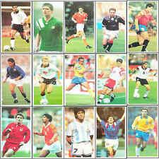 Barratt / Bassett Football Cigarette Cards 1993 World Beaters - Various Teams