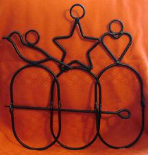 Citrus Hanging Bird Feeder Chose of 3 Designs Amish Blacksmith Made in USA!!!