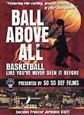 Ball Above All Vol. 1 (DVD, 2001)