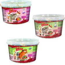 VITAPOL Alleinfuttermittel Obstfutter Futter für Nagetiere Complete food