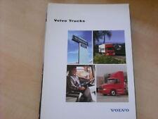 26946) Volvo Trucks engl. Prospekt 1996
