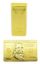 100 Bills, Gold Bar 999.9 Butane Cigarette Turbo Lighter