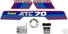 HONDA 1985 ATC70 ATC 70 DECAL GRAPHIC KIT