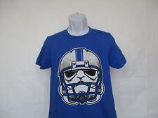 Detroit Lions Football Fun Star Wars StormTrooper Adult Blue - Szs S - 3XL New