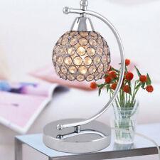Lumière de cristal Table lampe chambre/chevet lampe bureau lampe luminaires HC