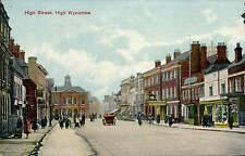 High Wycombe. High Street in W.H.A. Series, Ashford, Middx.