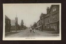 Derbyshire LONG EATON Derby Road RP PPC 1916