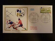 FRANCE PREMIER JOUR FDC YVERT 2209  COUPE DU MONDE DE FOOTBALL 1,80F  PARIS 1982