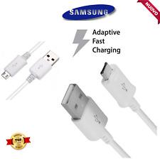 ORIGINALE SAMSUNG Galaxy Cavo Carica Dati Cavetto RICARICA Micro USB 1,5M Bianco