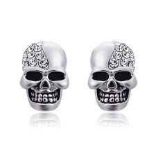 Stud Earrings Skull Stud Earrings 1 Pair For Women Punk Jewelry Popular