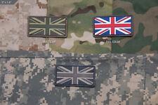 Mil Spec Monkey MSM British Flag PVC Patch-Multicam-SWAT-Color