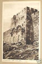 LEHNERT & LANDROCK N°611 JERUSALEM GOLDEN GATE
