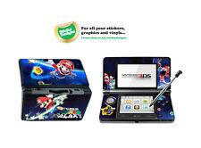 Super Mario Piel de vinilo adhesivo para Nintendo 3ds