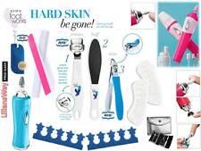 Avon Manicure/Pedicure Strumenti professionali/KIT/Set/Clippers/Pads ~ prezzi tagliato
