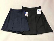 Kick Pleat Polyester Uniform Skirt Free Shipping