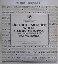 LARRY CLINTON - Do You Remember When - Ex Con LP Record