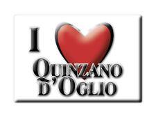 CALAMITA LOMBARDIA FRIDGE MAGNET MAGNETE SOUVENIR LOVE QUINZANO D'OGLIO (BS)