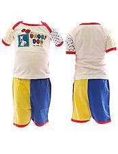 BABY MAGLIETTA PANTALONCINI 2-tlg. corti shirt Bambini Ragazzi kombi-teil
