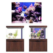 """Aquarium Rückwand 3D Effekt Dekorative """"Koralle Motive"""" selbstklebend Poster"""