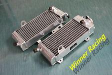 high performance aluminum alloy radiator Yamaha YZ250 1986 1987 1988