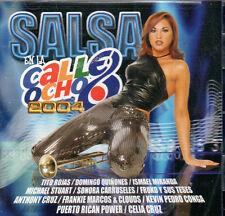 Salsa En La Calle   8  2004  BRAND NEW SEALED  CD