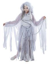 California Halloween Costumes Haunted Beauty Girl Kid Children 00394