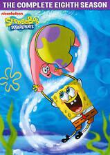 SpongeBob SquarePants: The Complete Eighth Season (DVD, 2013, 4-Disc Set)