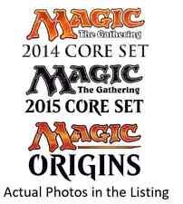 MTG Magic the Gathering Magic 2014, Magic 2015, Magic Origins Mix. C/U/R's