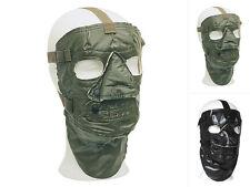 Mil-Tec GI Kälteschutzmaske Schutzmaske Kälteschutz Maske Schwarz Oliv