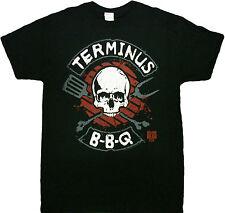 The Walking Dead Terminus BBQ Adult T-Shirt