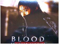 BLOOD THE LAST VAMPIRE Jeu 8 Photos Cinéma / Lobby Cards Stills HORREUR