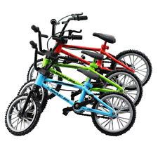 Vinatge Alloy Bicycle BMX Bike Model Sculpture Toy for Coffee Bar Decorative
