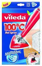 """Vileda für 100 Grad """" Hot Spray """" und Steam Dampfreiniger, 1-4 Stück"""