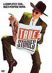 True Stories (DVD, 1999) - David Byrne, John Goodman, Talking Heads NEW OOP