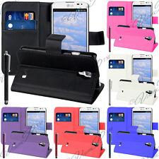 Accessoire Housse Etui Coque Portefeuille Support Video Pour LG F70 D315/ LTE