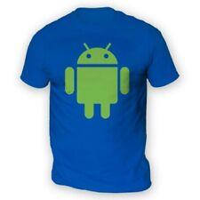Für Android Herren T-Shirt -x13 Farben- Entwickler Handy Tablet Hobby Mod Spiel