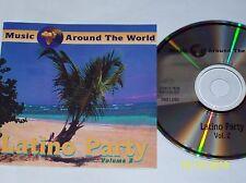 Music around the world-Latino party (volume 2)