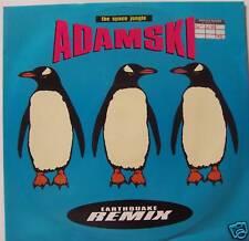 "ADAMSKI ~ The Space Journey ~ 12"" Single PS"