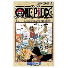 ONE PIECE (1) Japanese original version / manga comics