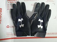 Under Armour Spotlight Nfl Adult Football Gloves Style 1304698 Black
