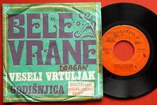 "BELE VRANE CAMBEL-LYONS COVER NIRVANA 1969 EXYU 7"" PS"