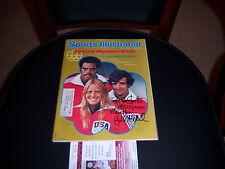 Frank Shorter Olympic Champ Jsa/Coa Signed Sports Illustrated