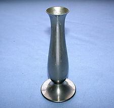 Beautiful Vintage Daaldorop of Holland Pewter Metal Vase