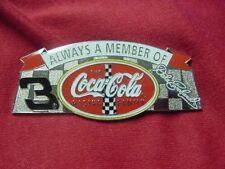 2004 Dale Earnhardt  Coke Family Racing Pin
