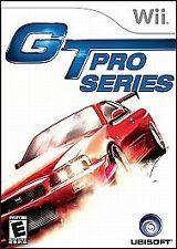 GT Pro Series (Nintendo Wii, 2006, Complete, LN)