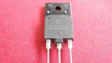 Transistor s2000n NPN CTV ha smp 1500v 125w 21467-11