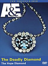 The Deadly Diamond - The Hope Diamond, Acceptable DVD, ,