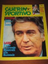 GUERIN SPORTIVO 1975/13 SUAREZ INTER ROCCO GIORGELLI @