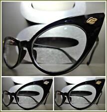 Women's CLASSIC VINTAGE RETRO CAT EYE Style Clear Lens EYE GLASSES Fashion Frame